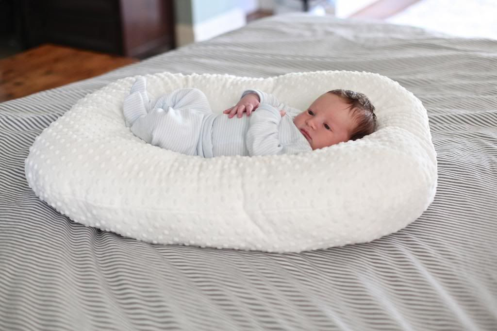 DIY Baby Pillows  Baby Lounger