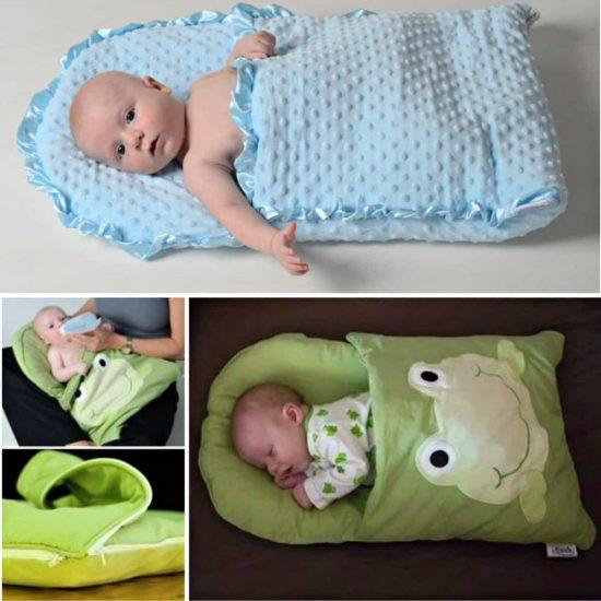 DIY Baby Pillows  Baby Nap Mat Ideas You Will Totally Adore