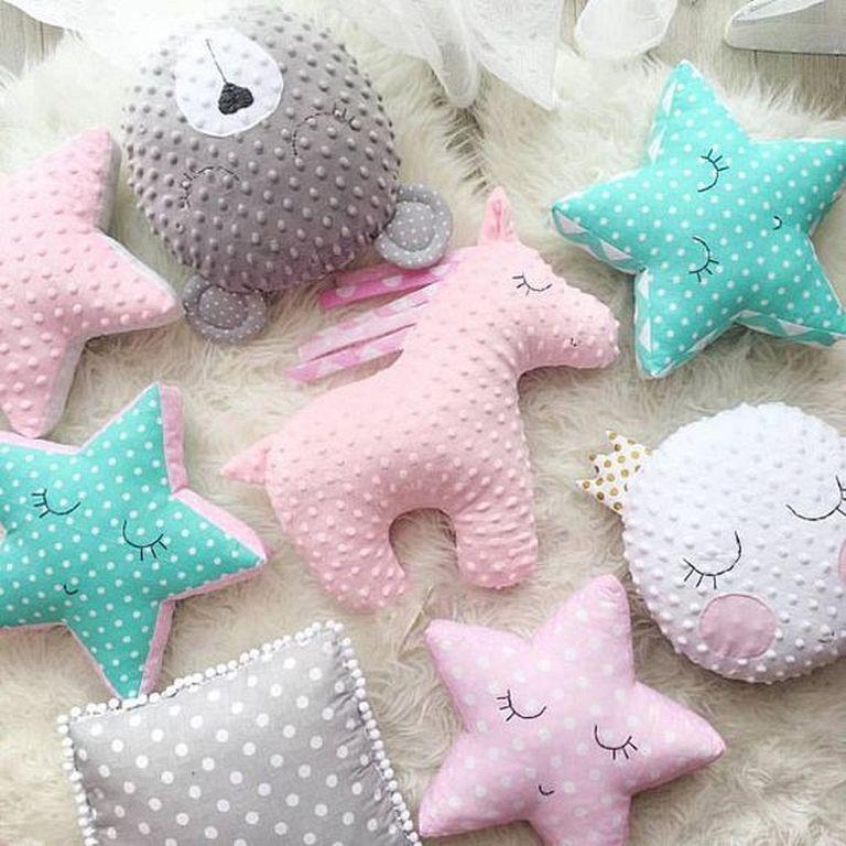 DIY Baby Pillows  20 Super Cute Kids Pillow Ideas For Nursery Room
