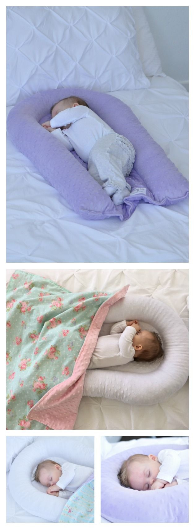DIY Baby Pillows  Baby Sleep Pillow cosleep Baby Nest Baby Lounger