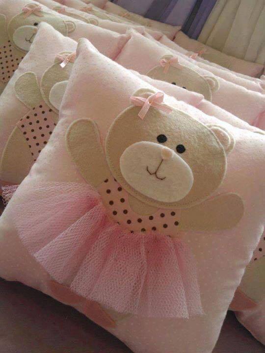 DIY Baby Pillows  Creative DIY Pillow Ideas