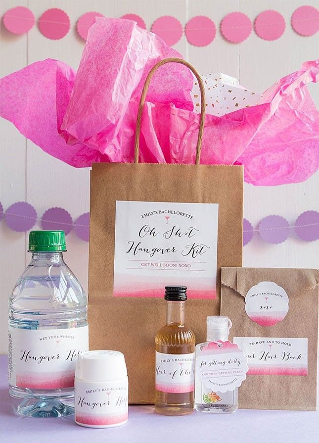 DIY Bachelorette Gift For Bride  132 best images about Gifts For the Bachelorette Party on