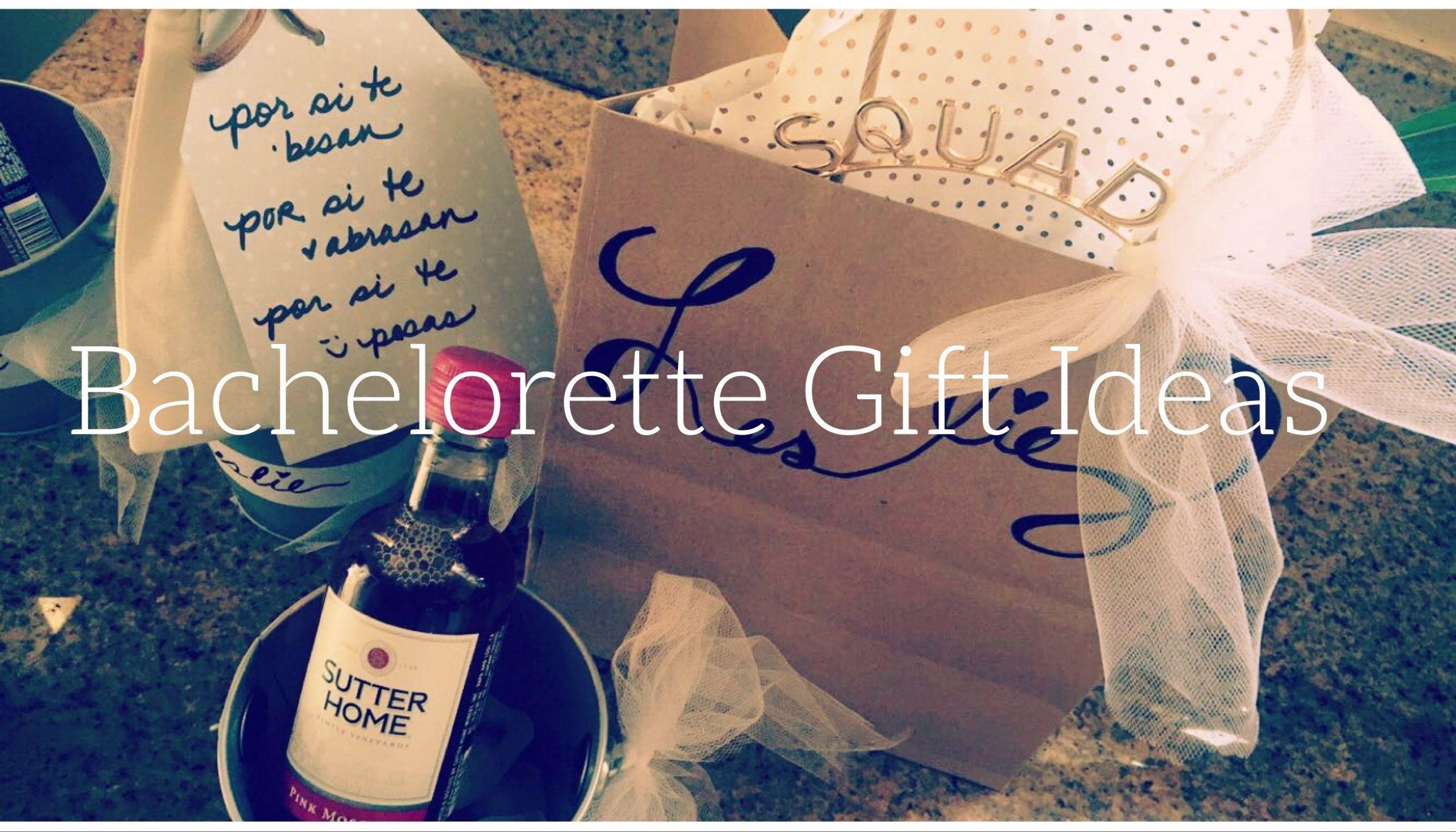 DIY Bachelorette Gift For Bride  DIY Bachelorette Gift Ideas