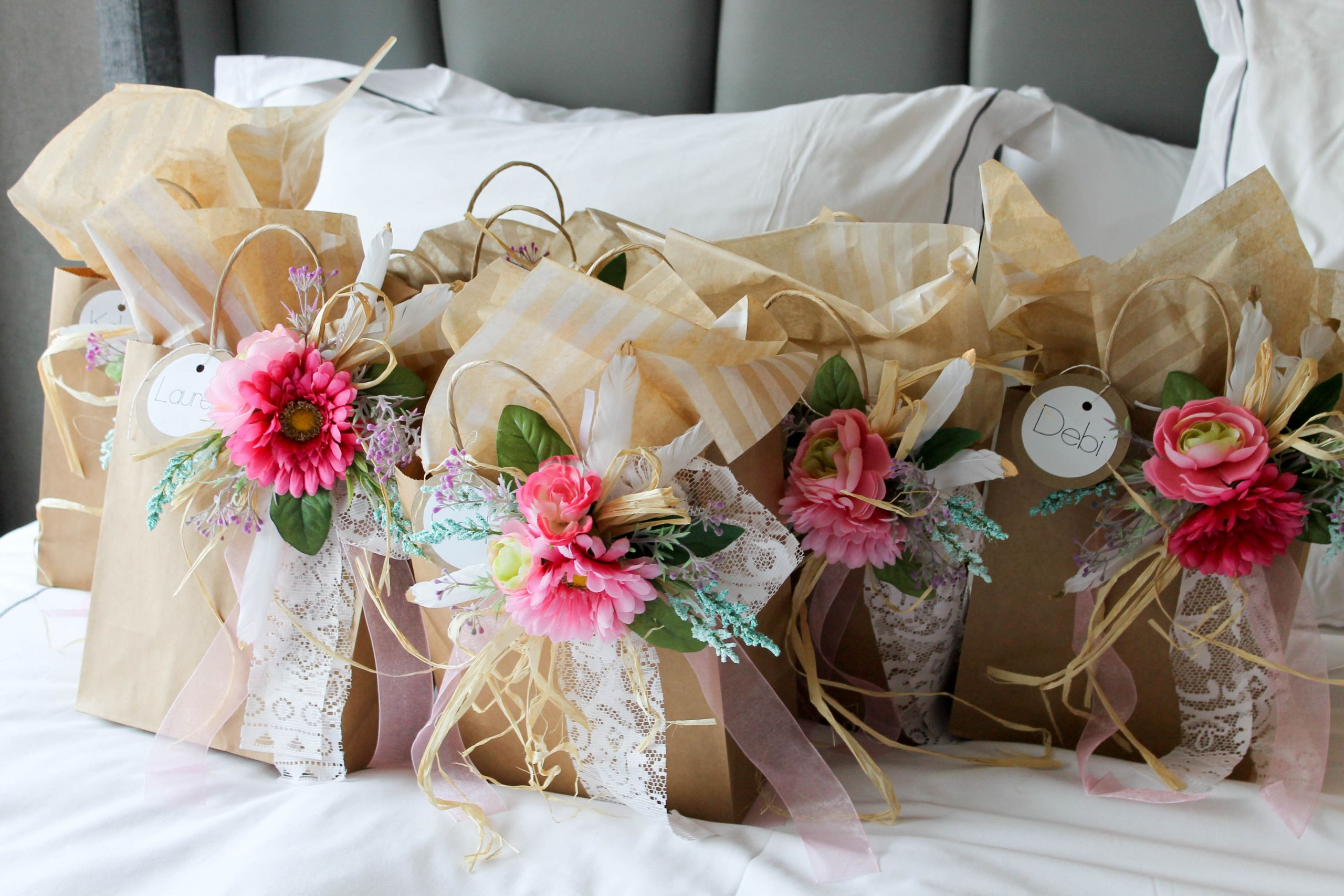 DIY Bachelorette Gift For Bride  DIY Bachelorette Party Gift Bag Confessions of a