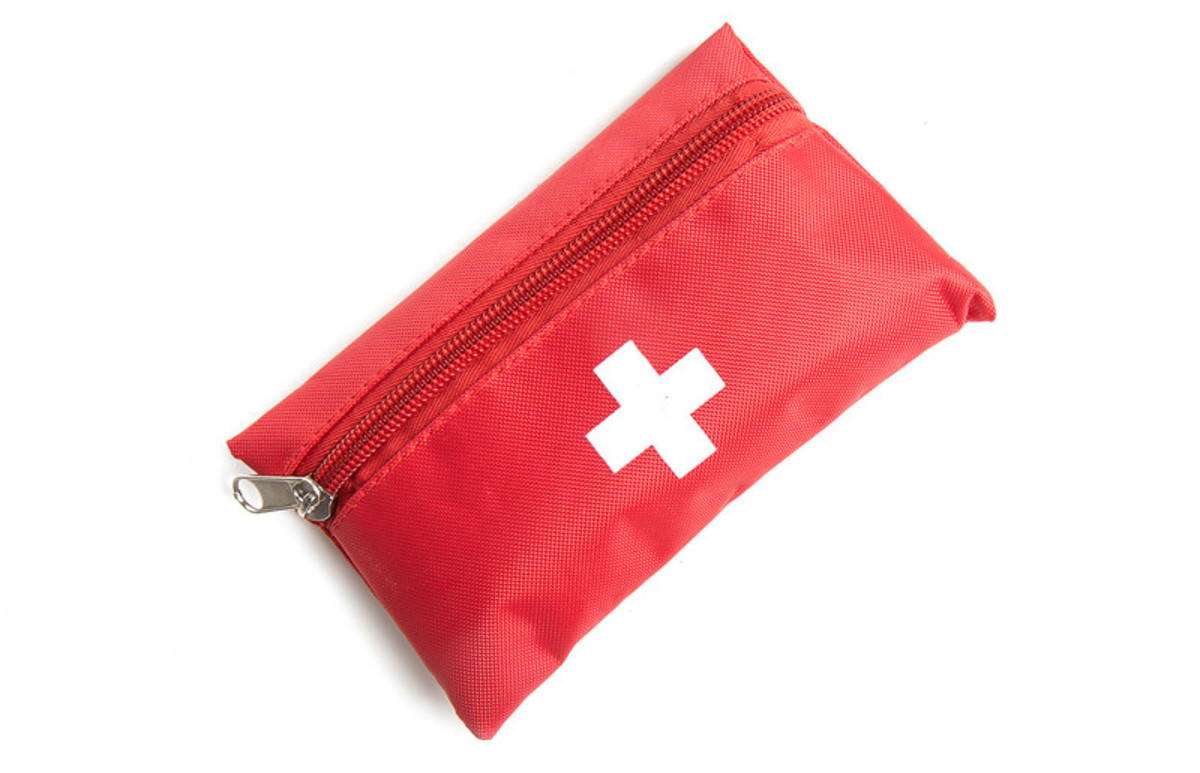 DIY Backpacking First Aid Kit  Build It Homemade First Aid Kit Backpacker