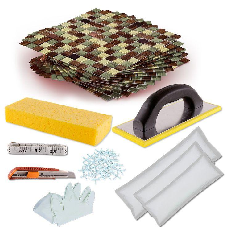 DIY Backsplash Kits  59 best DIY Backsplash Kit images on Pinterest