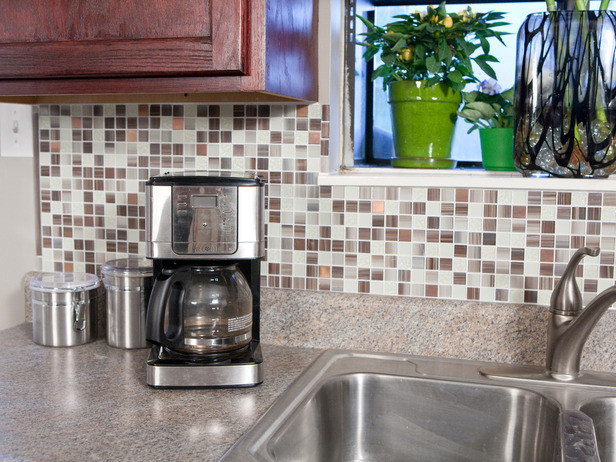 DIY Backsplash Kits  Kitchen Redesign Made Easier MineralTiles Launches
