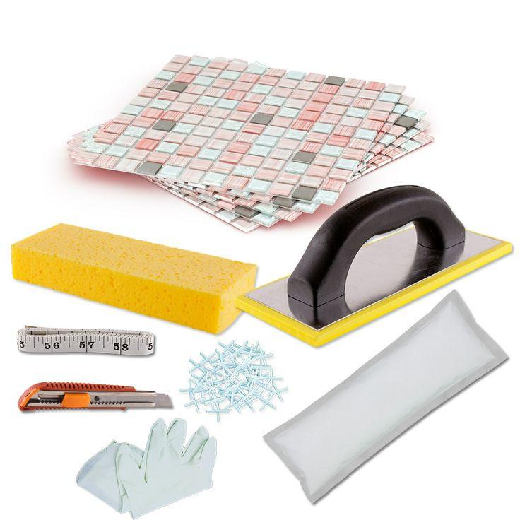 DIY Backsplash Kits  17 Best images about DIY Backsplash Kit on Pinterest