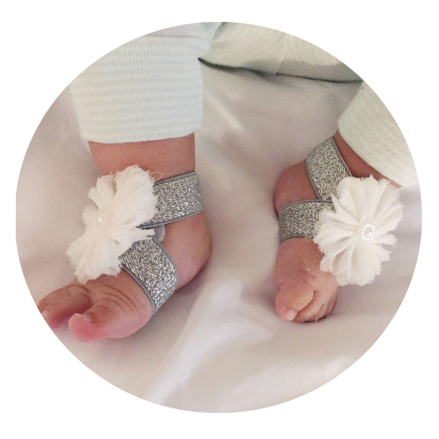 DIY Barefoot Sandals Baby  DIY BABY BAREFOOT SANDALS