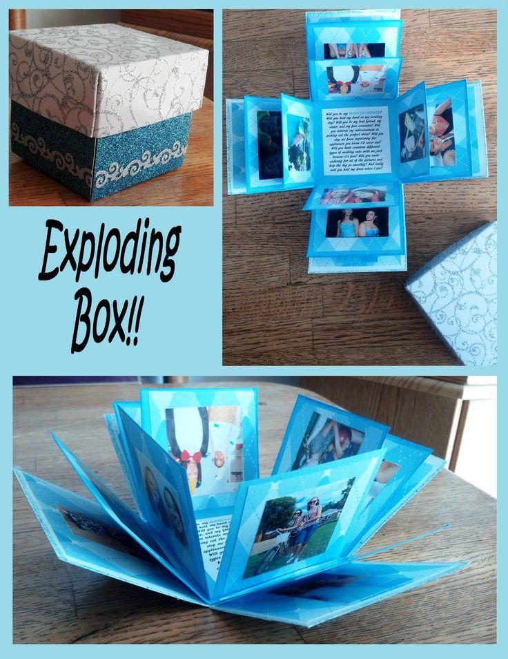 DIY Boyfriend Birthday Gifts  25 Lovely DIY Valentine's Day Cards and Gifts