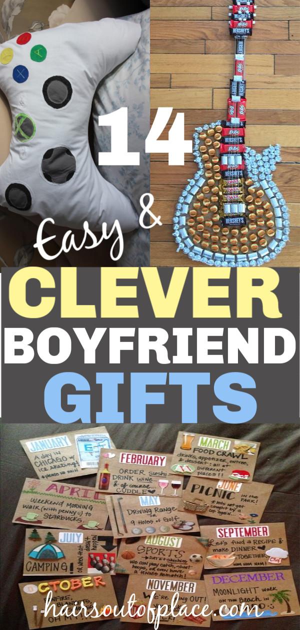 DIY Boyfriend Birthday Gifts  20 Amazing DIY Gifts for Boyfriends That are Sure to Impress