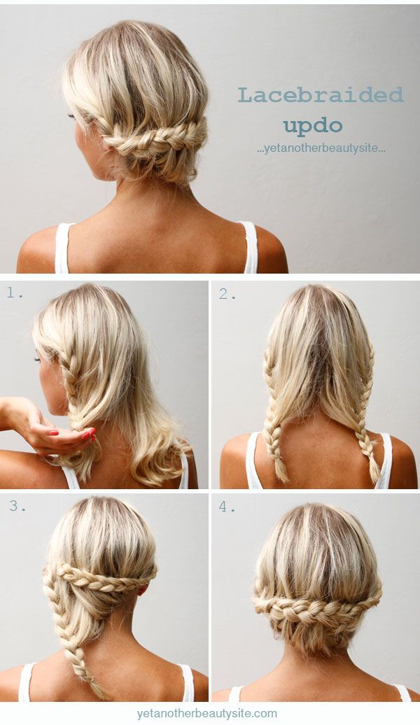 DIY Bridal Hair  20 DIY Wedding Hairstyles with Tutorials to Try on Your