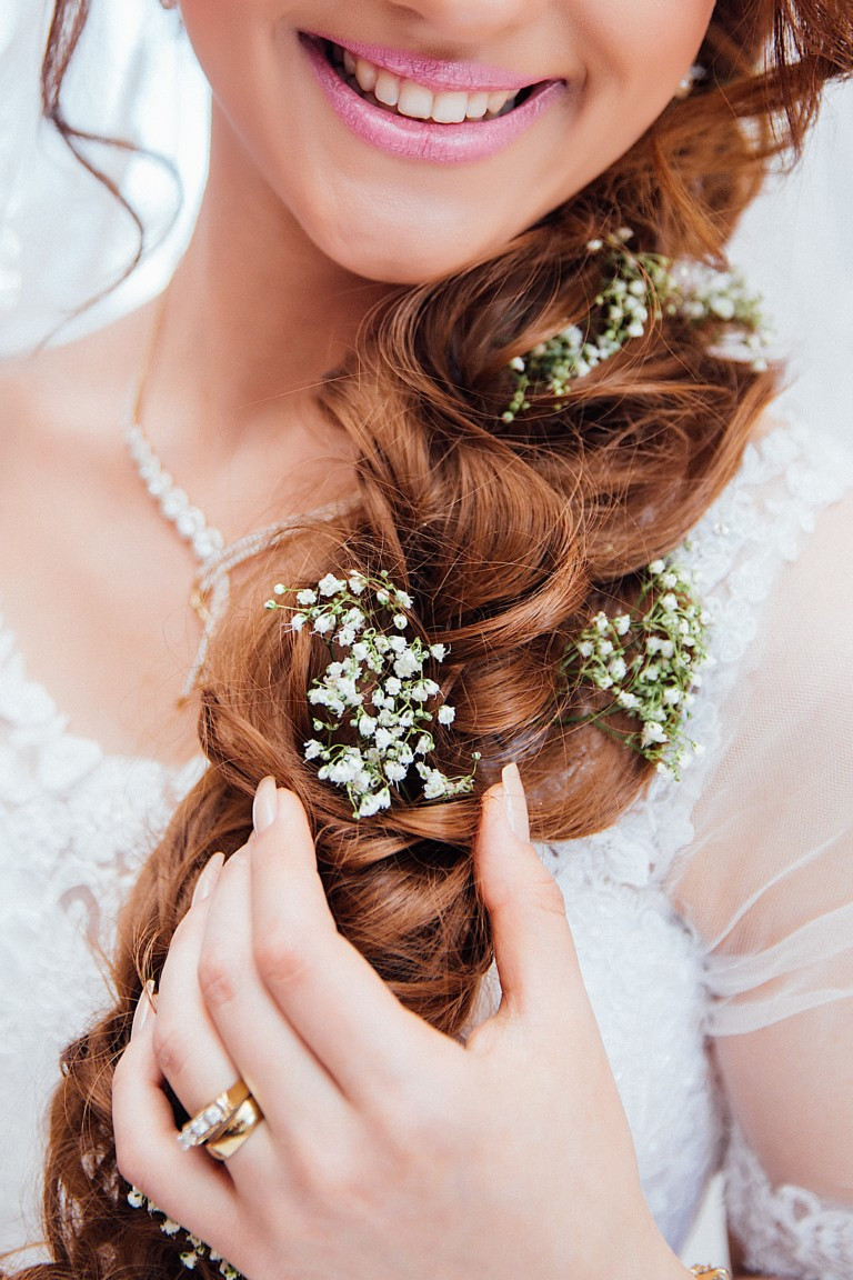 DIY Bridal Hair  11 DIY Bridal Hair Accessories for Your Perfect Day – Tip