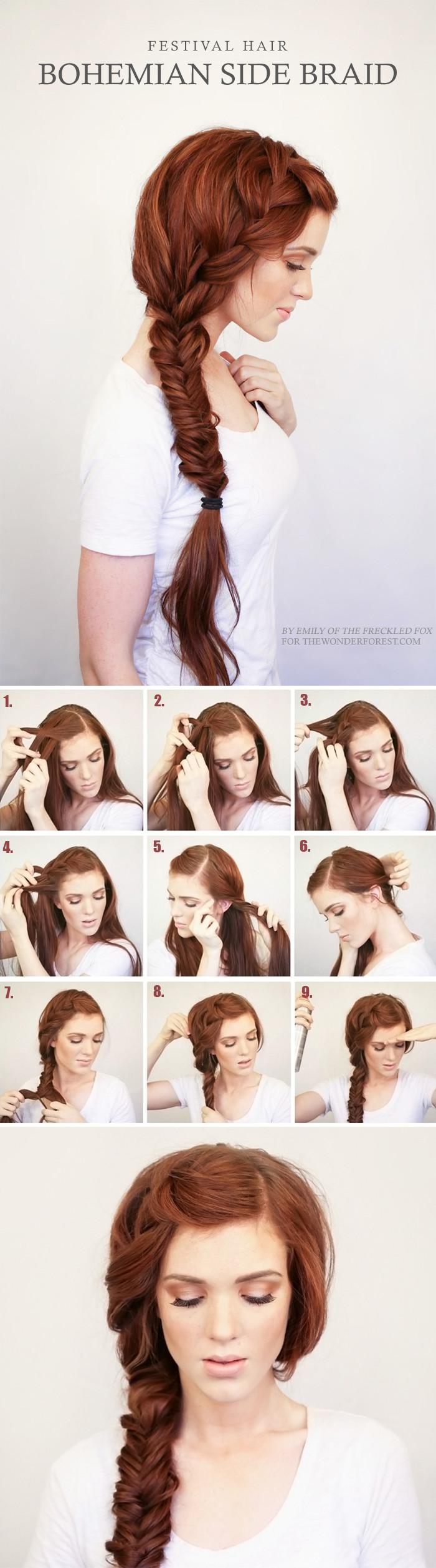 DIY Bridal Hair  10 Best DIY Wedding Hairstyles with Tutorials