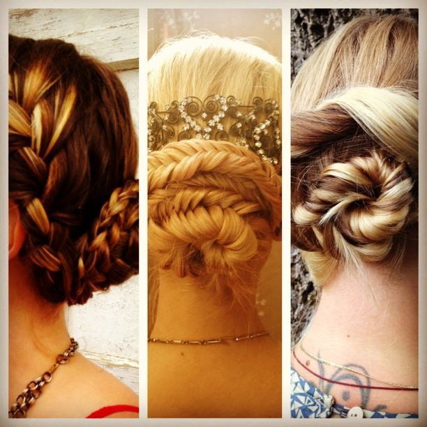 DIY Bridal Hair  3 Awesome DIY Wedding Hairstyles from a True Expert