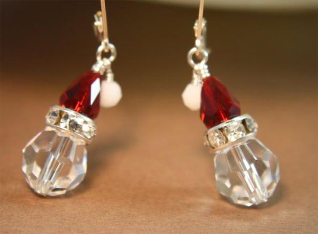 DIY Christmas Jewelry  25 Astonishing Christmas Jewelry Design Ideas SheIdeas