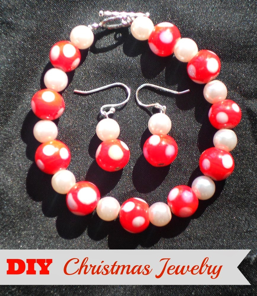 DIY Christmas Jewelry  DIY Christmas Jewelry or Handmade Christmas Gifts