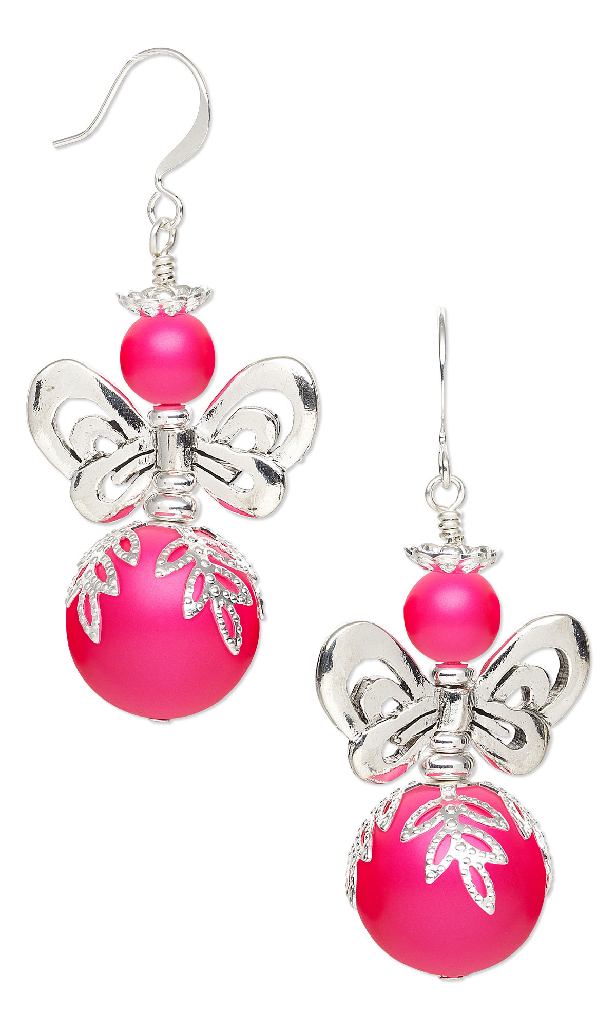 DIY Christmas Jewelry  All the Whos Down in Whoville Easy DIY Christmas Earrings
