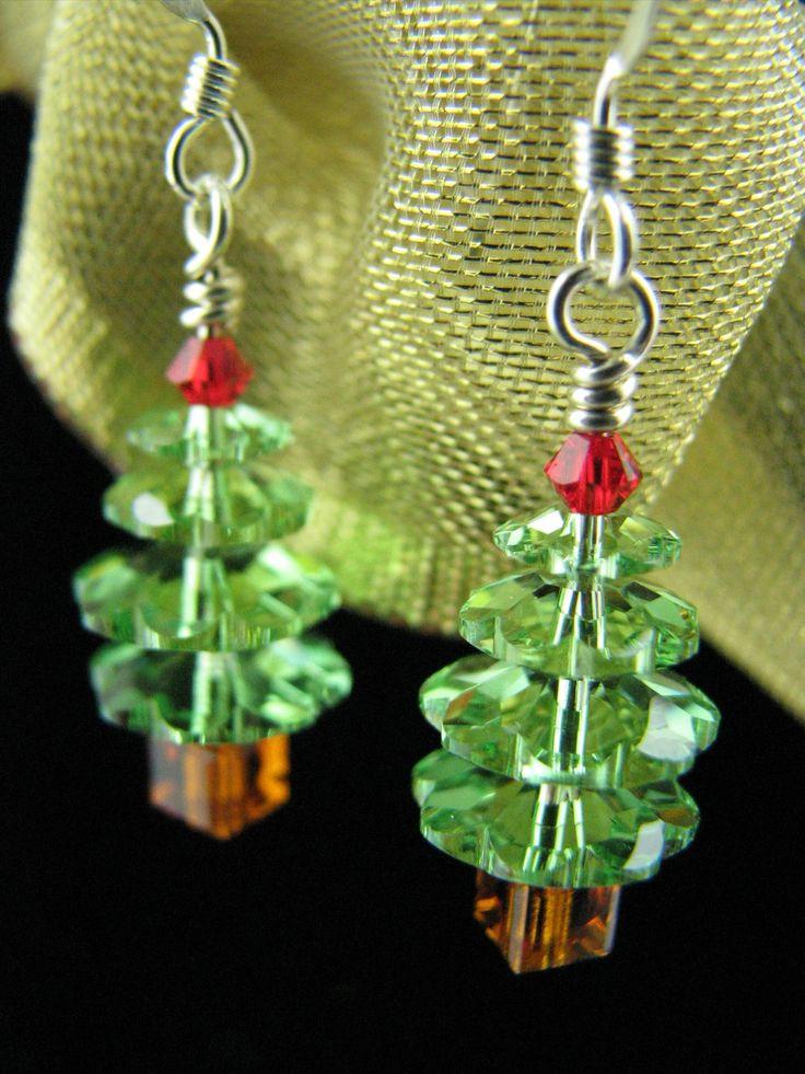DIY Christmas Jewelry  DIY Earrings for Christmas