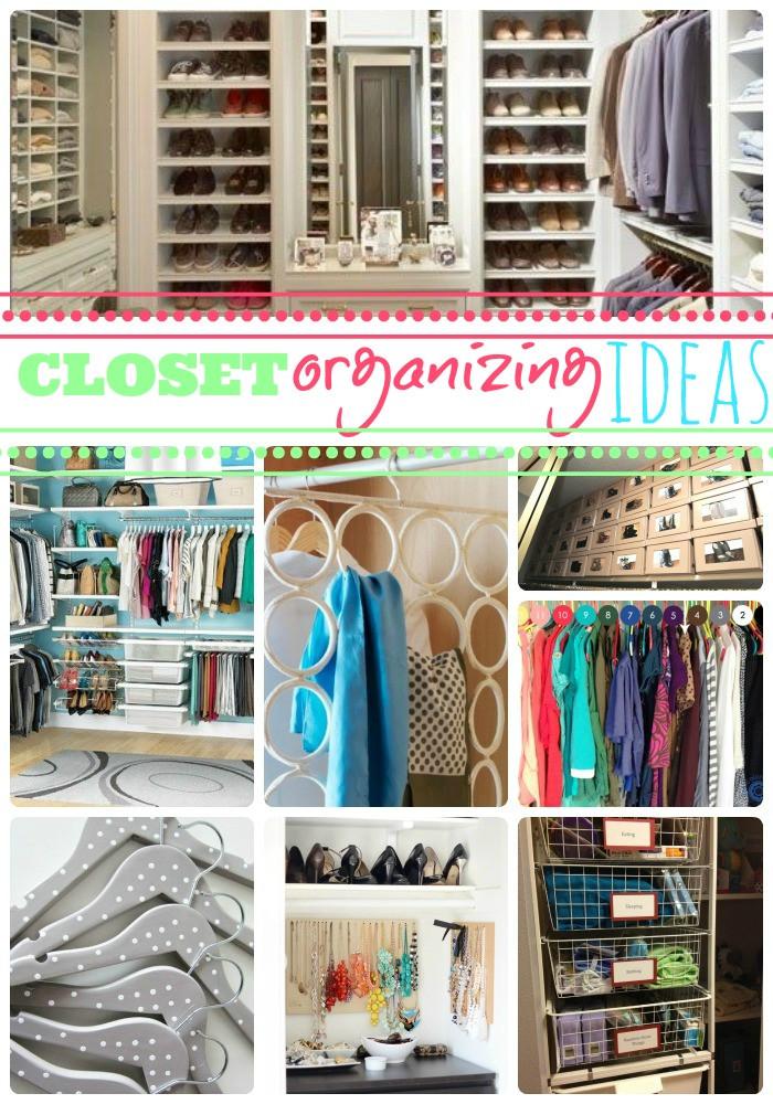 DIY Closet Organizing Ideas  Some Serious Closet Organization and a $325 Home Goods