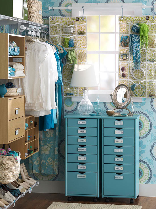 DIY Closet Organizing Ideas  7 Ideas for Creative Master Closet Storage The Inspired Room
