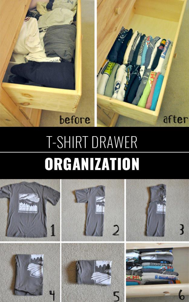 DIY Closet Organizing Ideas  31 Closet Organizing Hacks and Organization Ideas DIY Joy
