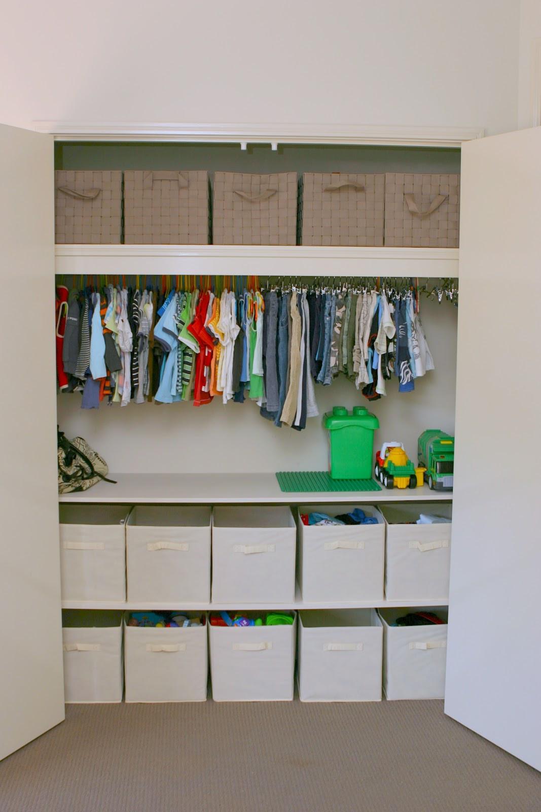 DIY Closet Organizing Ideas  Kids Closet Organization Ideas Design Dazzle