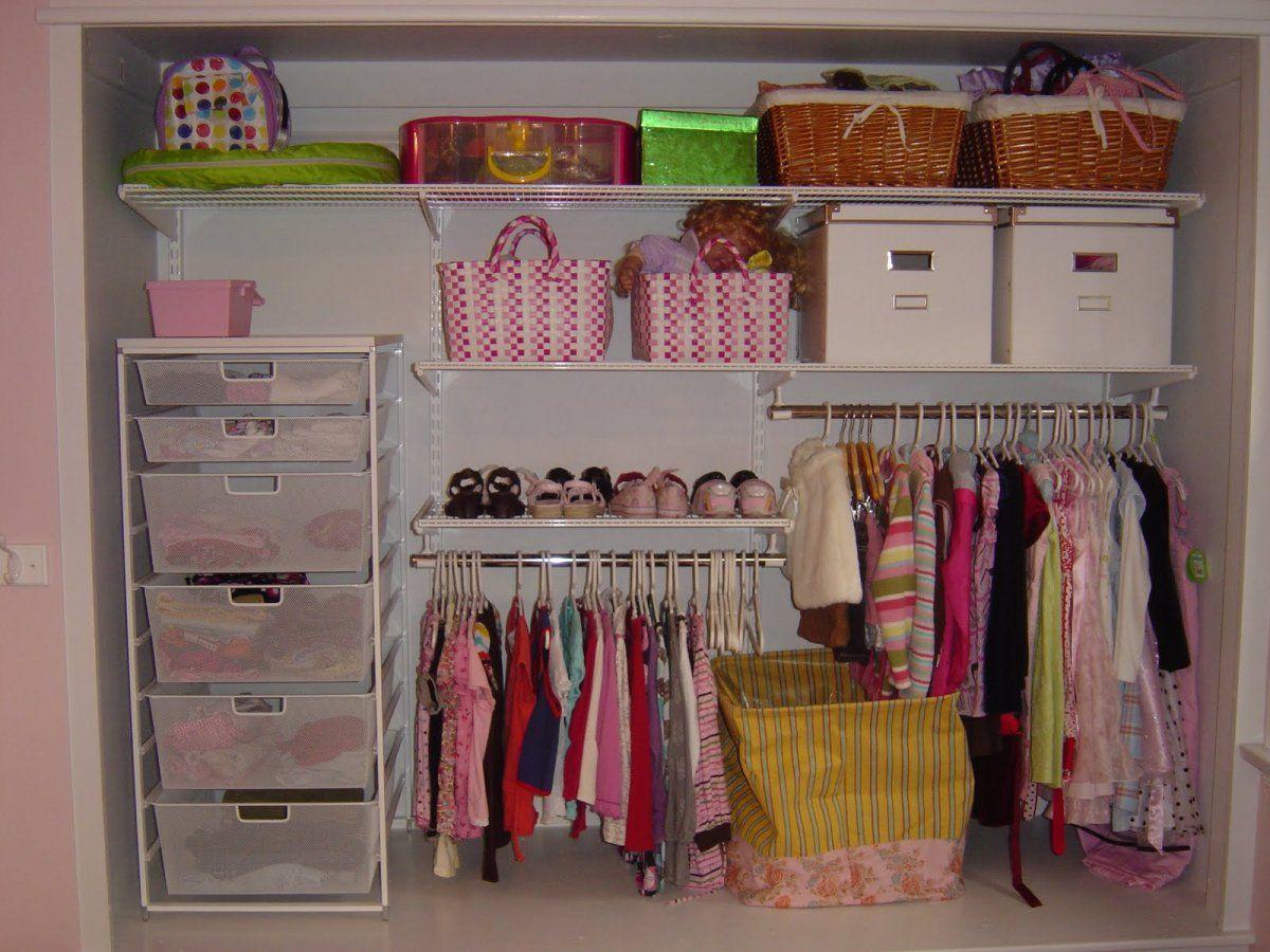 DIY Closet Organizing Ideas  Kids Closet Organization Ideas