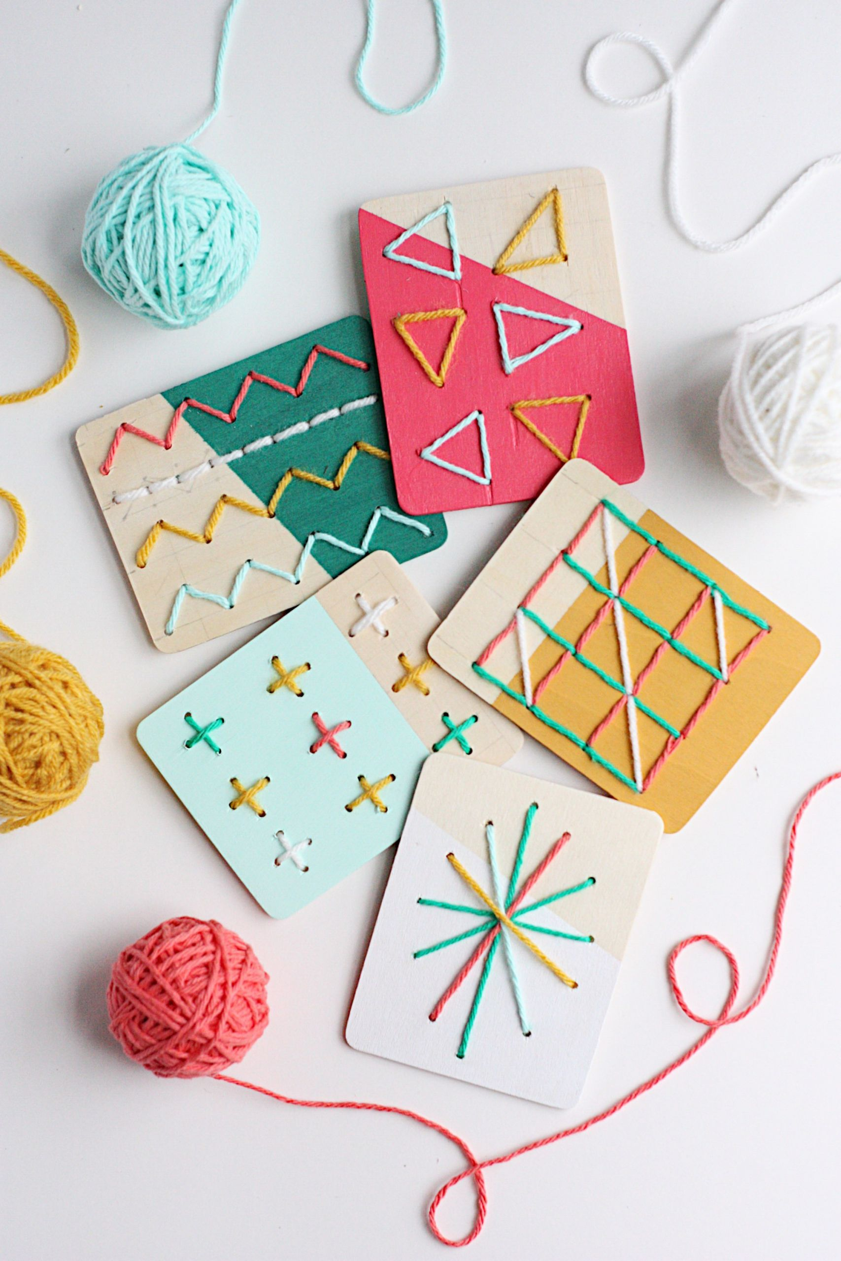 DIY Craft For Toddlers  11 DIY Yarn Crafts That Will Amaze Your Kids Shelterness