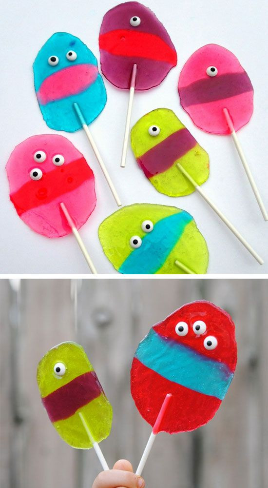 DIY Craft For Toddlers  37 Unique And Cute DIY Halloween Crafts For Kids To Steal