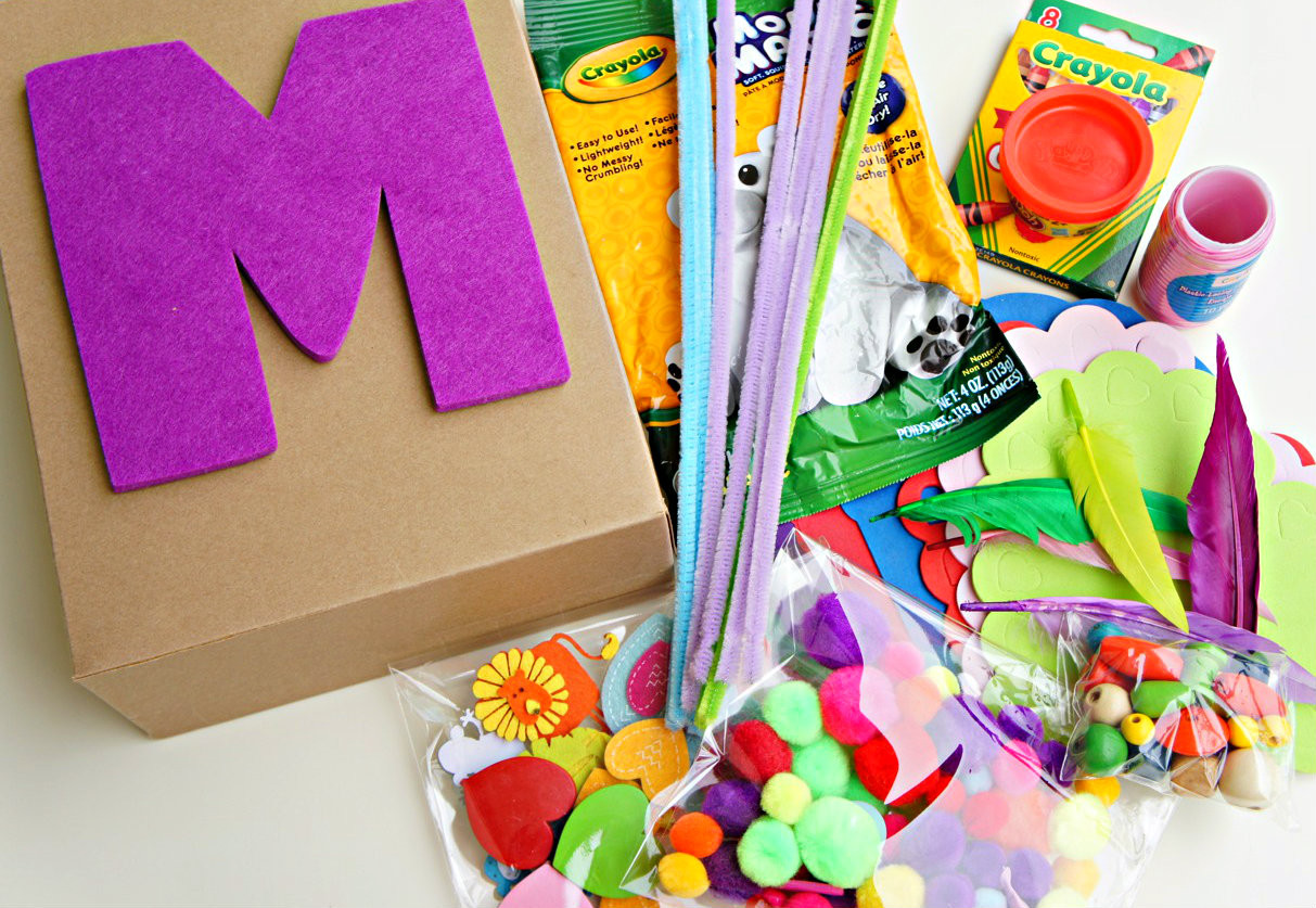 DIY Craft For Toddlers  DIY Arts and Crafts Kits for Kids – Bebe and Bear