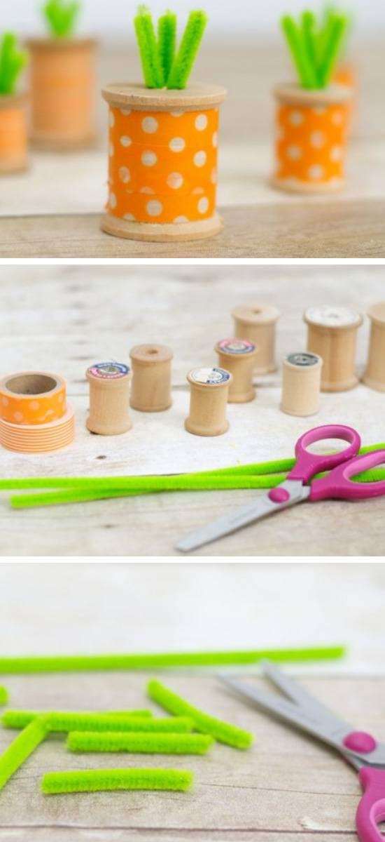 DIY Craft For Toddlers  30 Creative DIY Spring Crafts for Kids