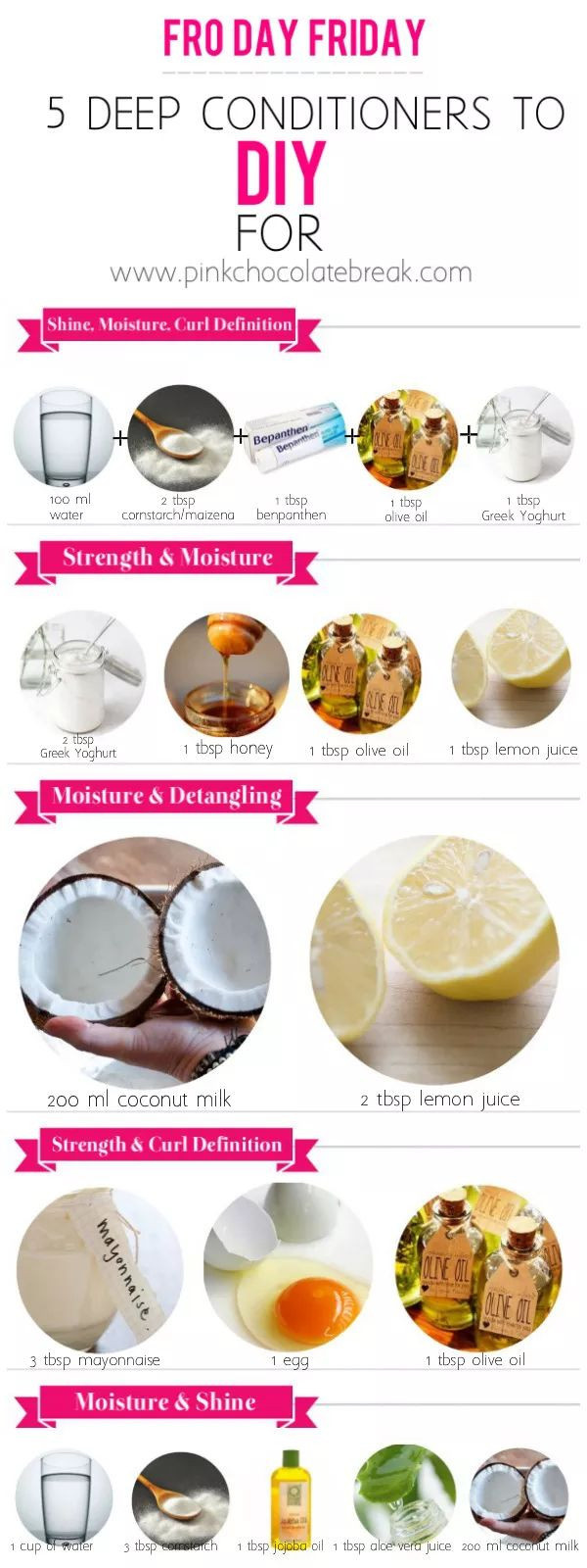 DIY Deep Conditioner For Transitioning Hair  38 best lo and black soap images on Pinterest