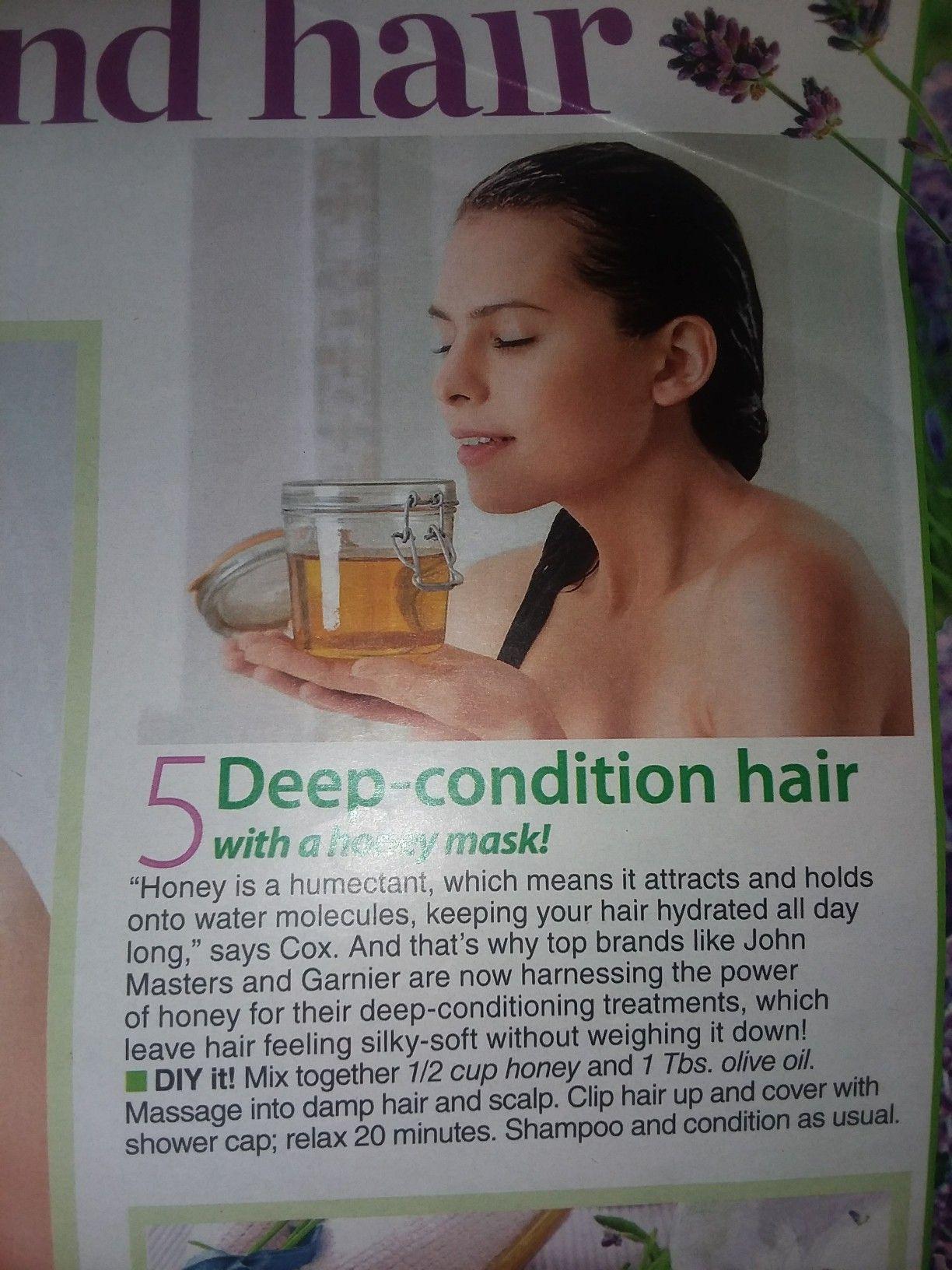 DIY Deep Conditioner For Transitioning Hair  Homemade deep conditioner