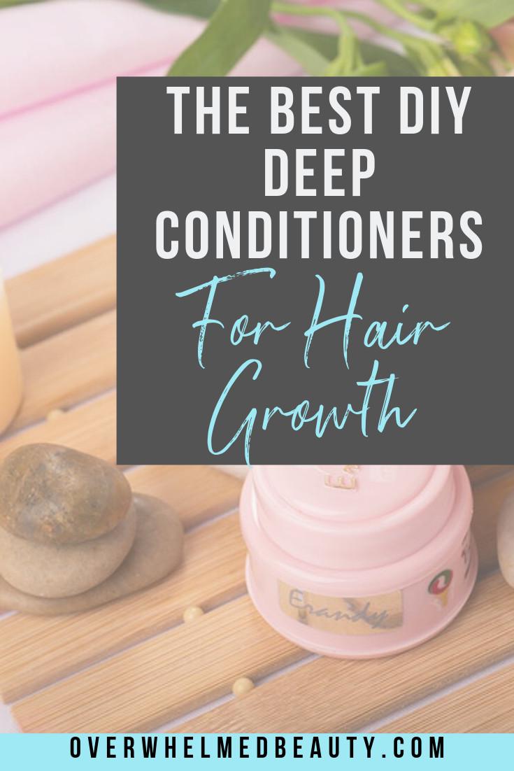 DIY Deep Conditioner For Transitioning Hair  The BEST diy deep conditioners for hair growth Deep
