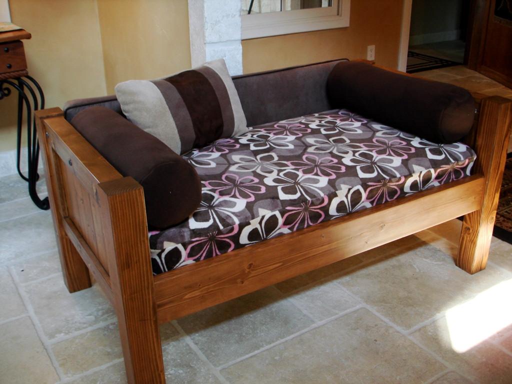 DIY Dog Bed Frame  Shocking Information About Diy Dog Bed Unveiled Vanilla H&G