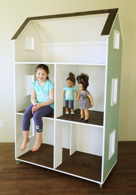 DIY Dollhouse Furniture Plans  DIY Kids Furniture Projects
