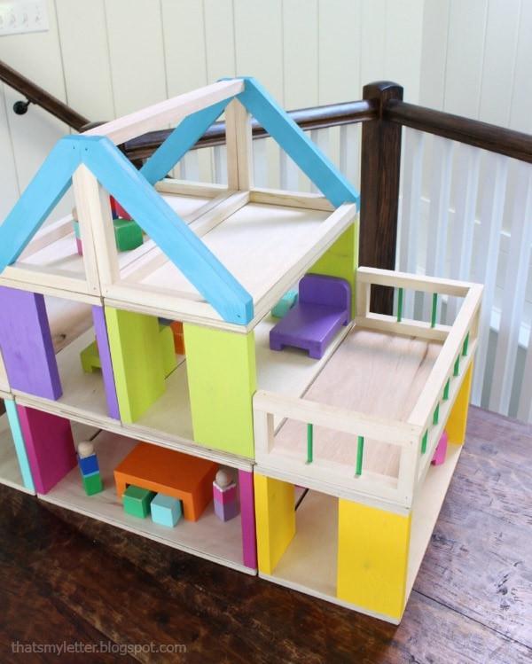 DIY Dollhouse Furniture Plans  DIY Modular Dollhouse & Furniture Jaime Costiglio