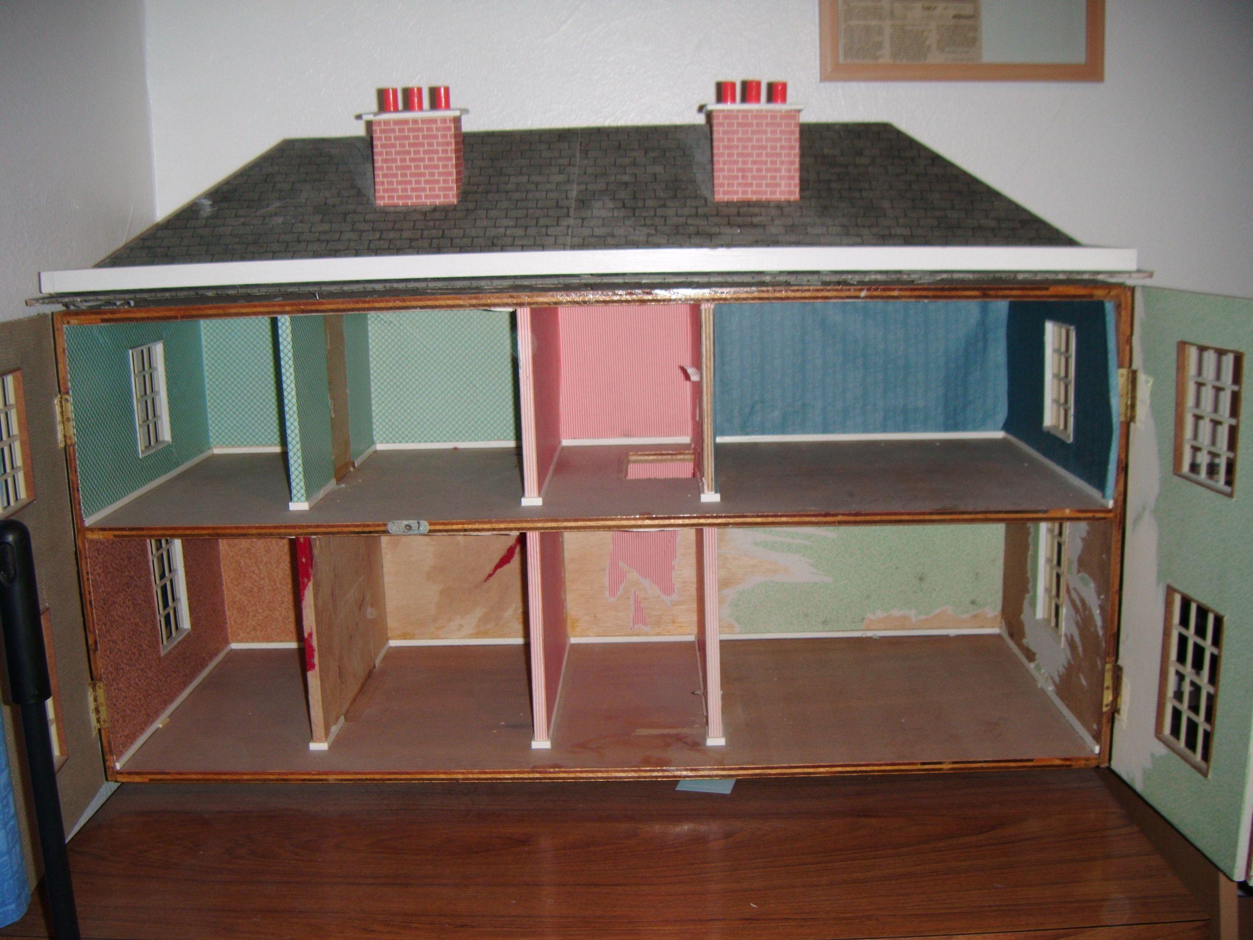 DIY Dollhouse Furniture Plans  Free pdf dollhouse furniture patterns books Plans DIY How