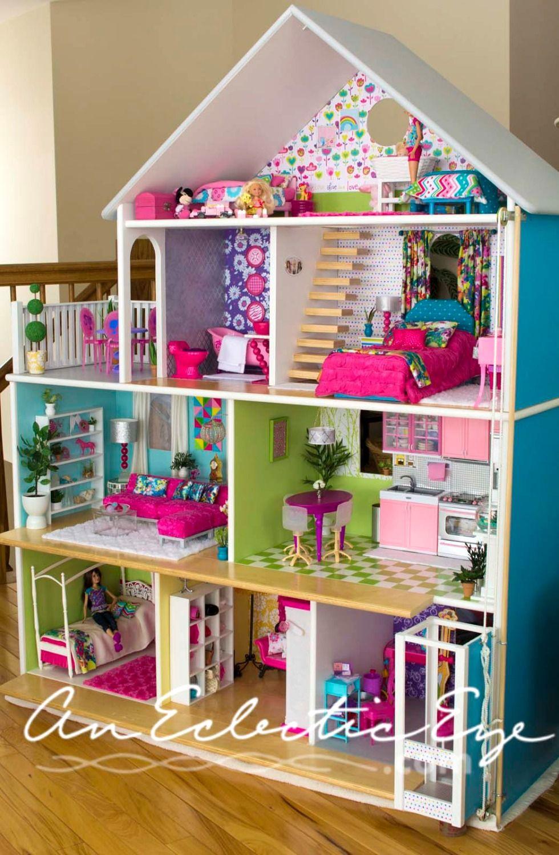 DIY Dollhouse Furniture Plans  DIY dollhouse