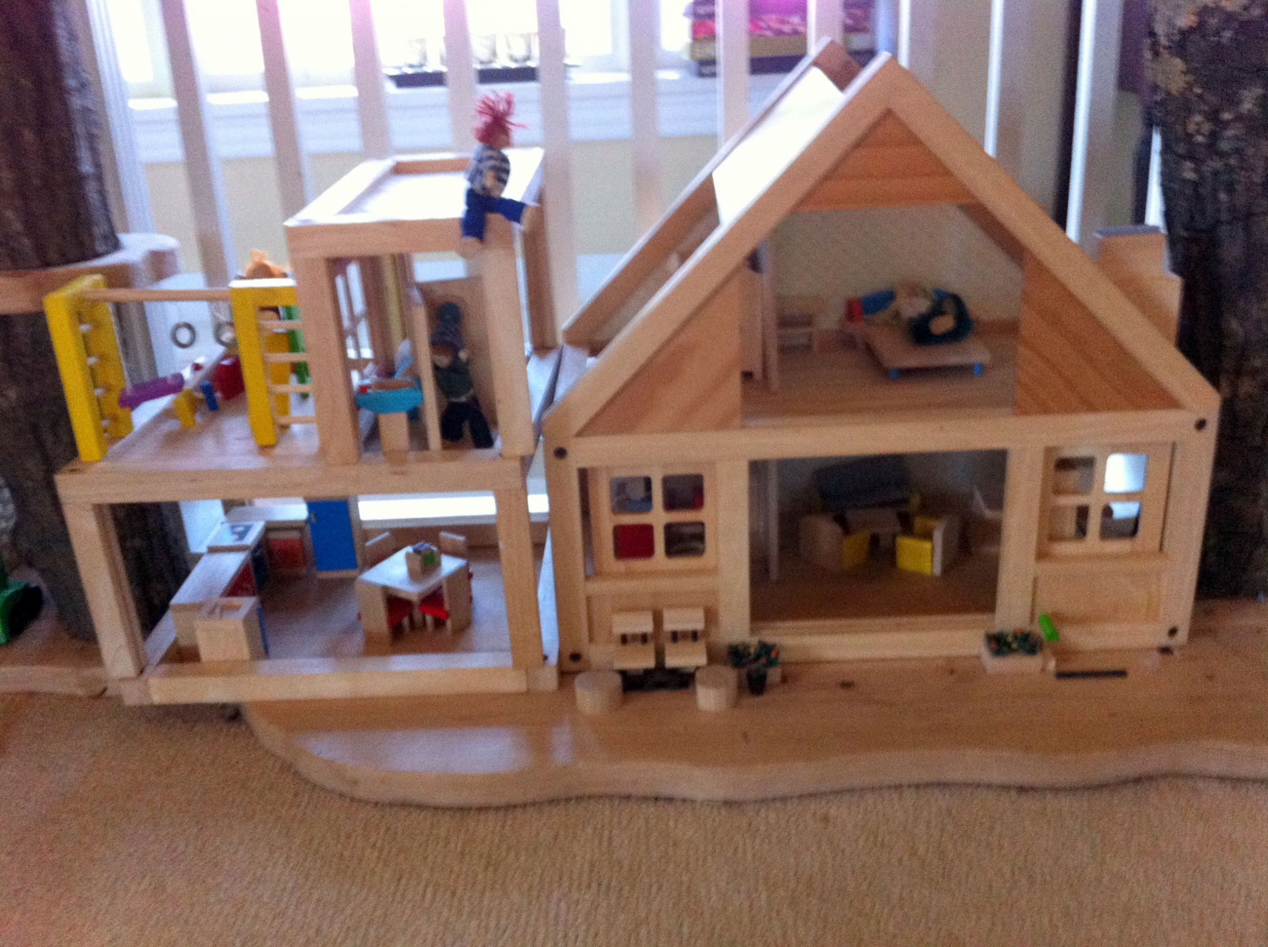 DIY Dollhouse Furniture Plans  Build Plan Toys Dollhouse Furniture DIY diy wood kitchen