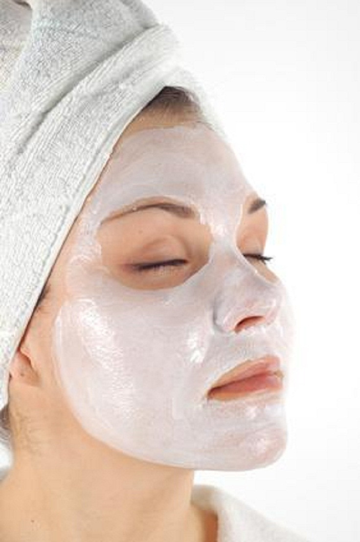 DIY Face Mask For Acne Scars  Top 10 Homemade Acne Scar Treatments Top Inspired