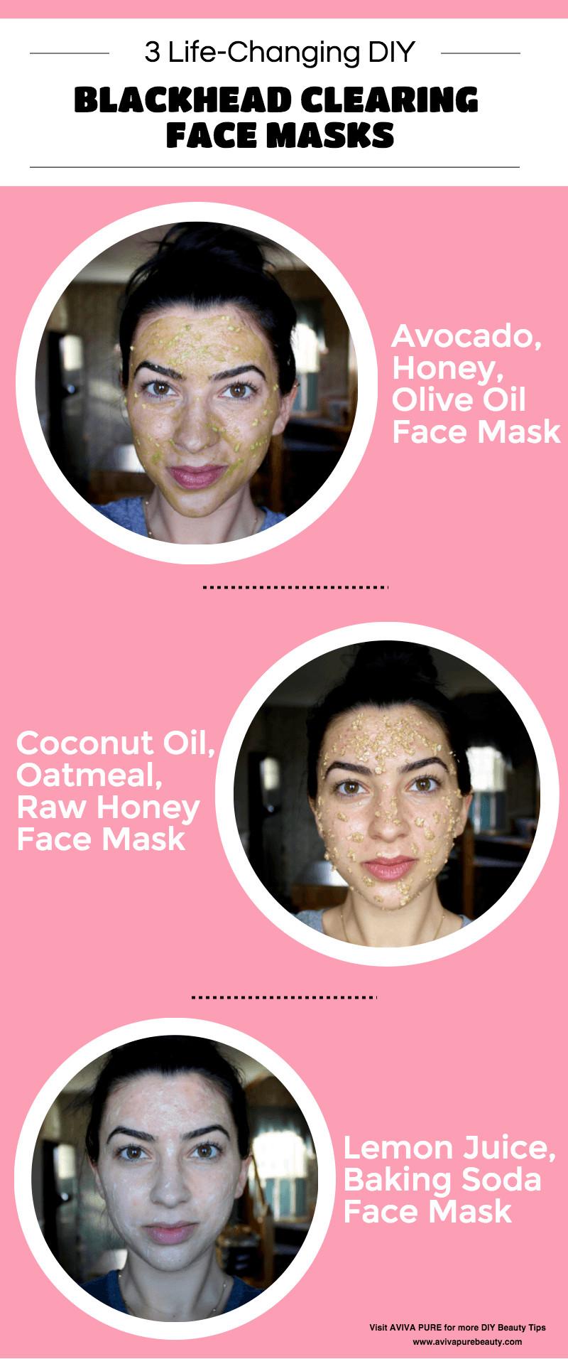 DIY Face Masks For Blackheads  DIY Face Masks for Blackheads