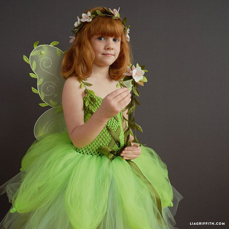 DIY Fairy Costumes For Kids  22 DIY Halloween Costume Ideas for Kids