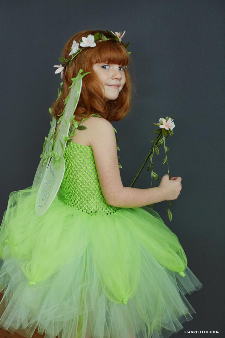 DIY Fairy Costumes For Kids  Kid s DIY Fairy Costume Lia Griffith