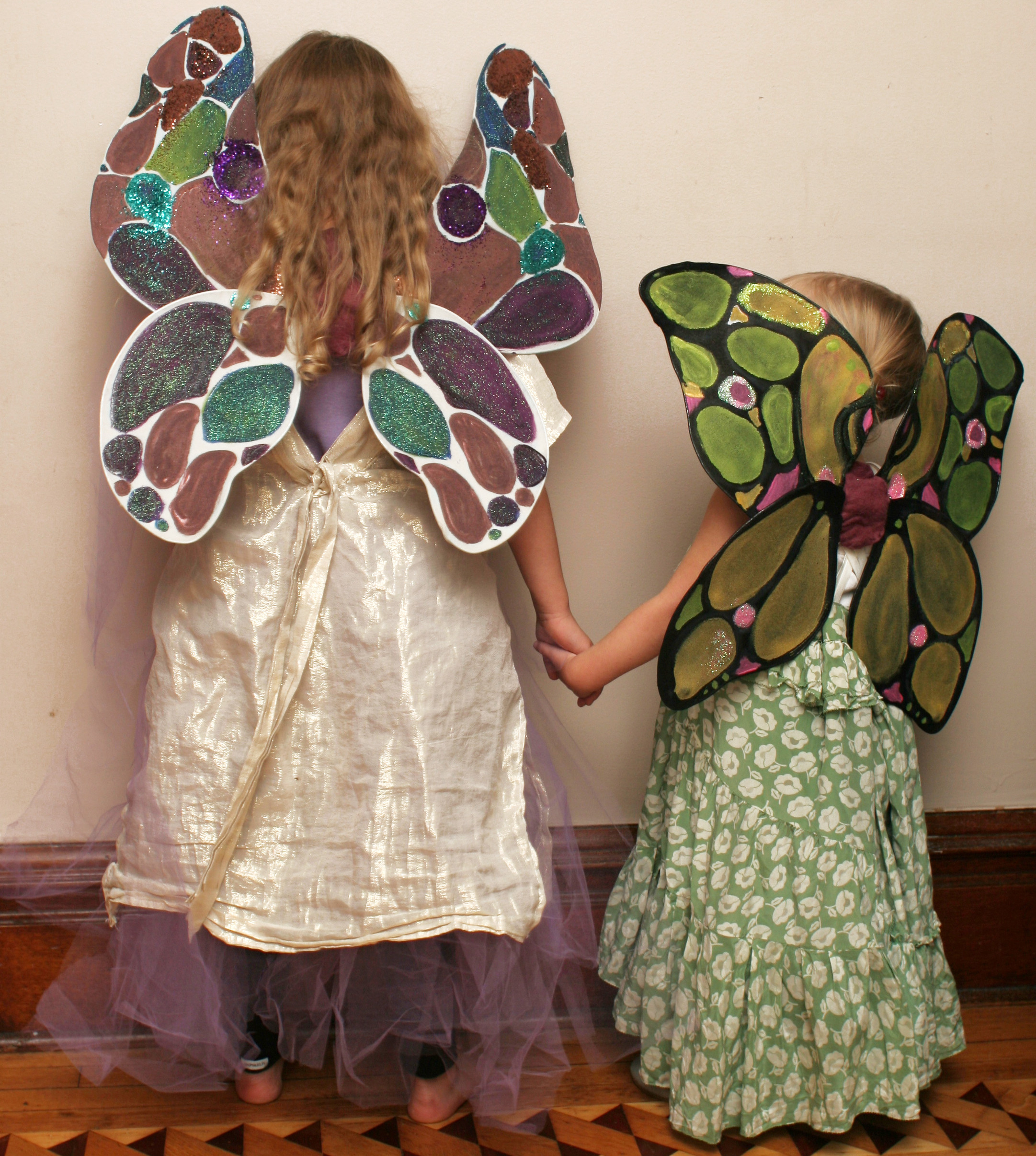 DIY Fairy Costumes For Kids  DIY Fairy Costume