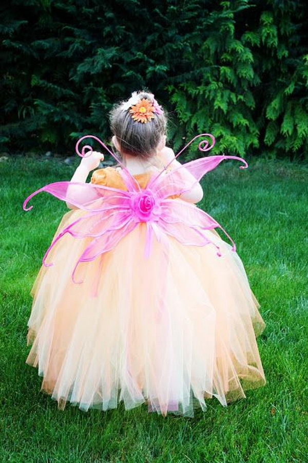 DIY Fairy Costumes For Kids  Cutest Halloween Costumes for Kids Noted List