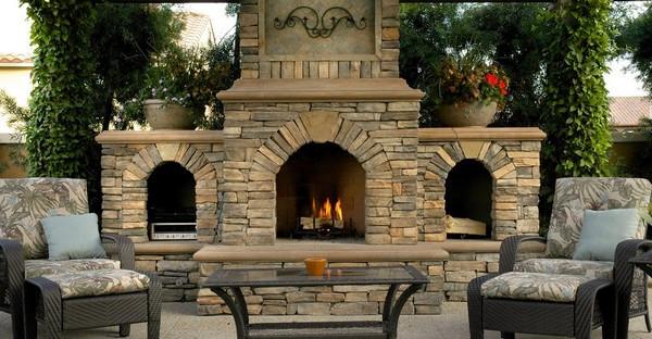 DIY Fireplace Outdoor  Outdoor Fireplace Ideas Top 10 Outdoor Fireplace Kits