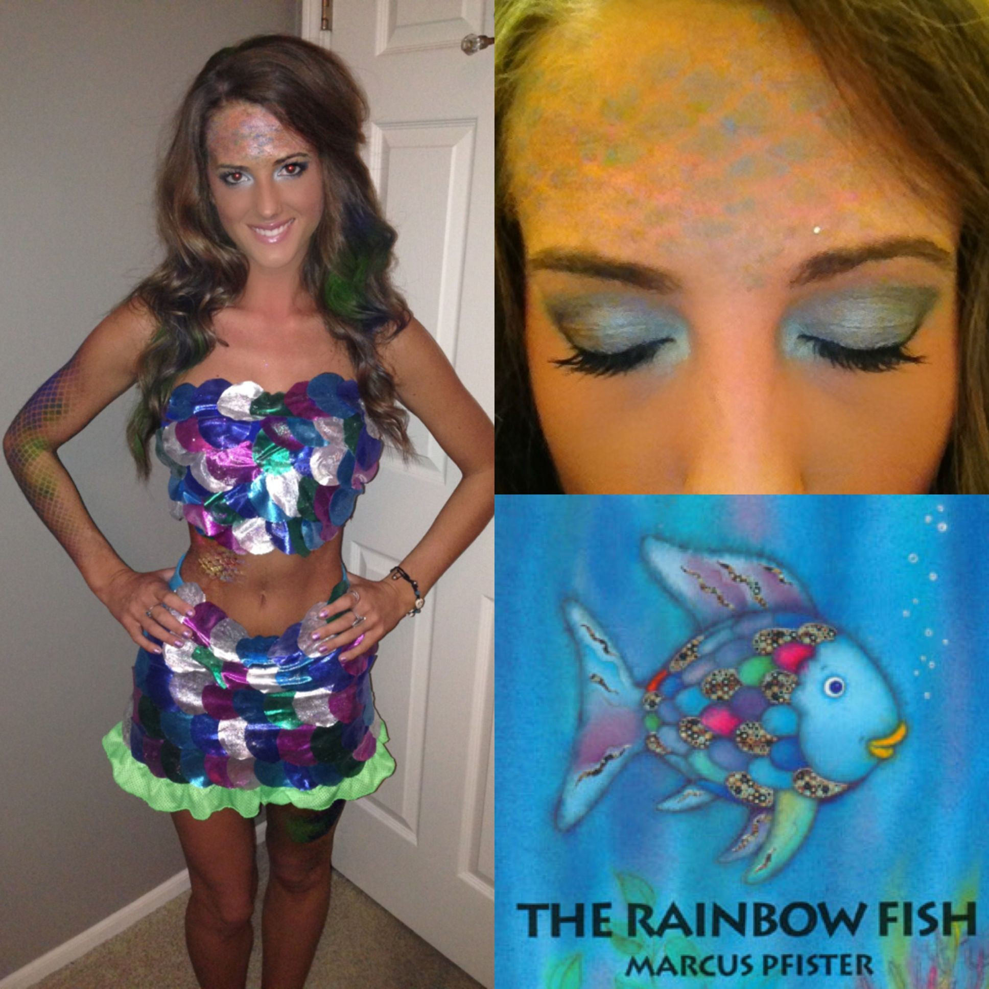 DIY Fish Costumes For Adults  Pin by Ashley Berry on Halloween