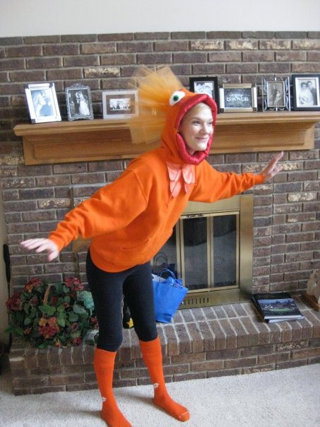 DIY Fish Costumes For Adults  Homemade animal costumes C R A F T